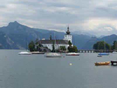 1 Woche Salzburger Land, Österreich, Schloss Weyer