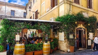Kurzurlaub Latium, Italien, Rom