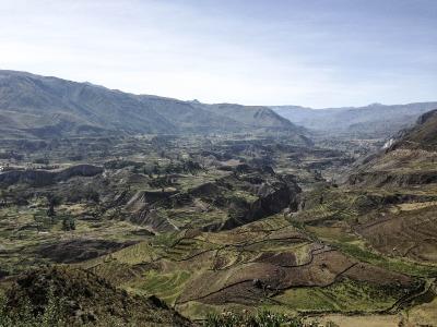 Zwei Wochen Peru, Peru, Das Colca-Tal gehört zu den faszinierendsten Landschaften Perus