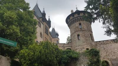 Kurzurlaub Bad Sachsa (Stadt), Harz, Deutschland, Schloss Wernigerode