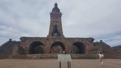 Kurzurlaub Bad Sachsa (Stadt), Harz, Deutschland, Kyffhäuserdenkmal