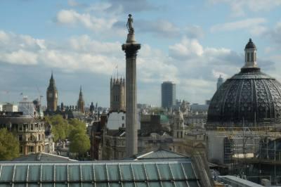 Eine Woche Großbritannien » London & Umgebung