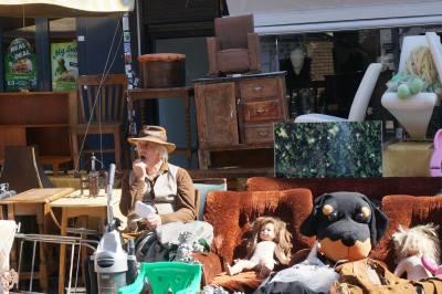 1 Woche London & Umgebung, Großbritannien, Notting Hill market