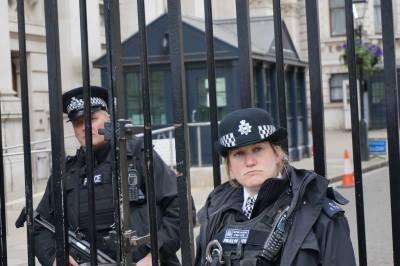 Eine Woche London & Umgebung, Großbritannien, Downing Street No 10