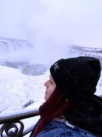 10 Tage Quebec, Kanada, Minus 35 Grad sind kein Hindernis ;)