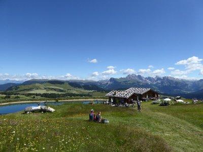 Kurztrip Dolomiten » Seiser Alm