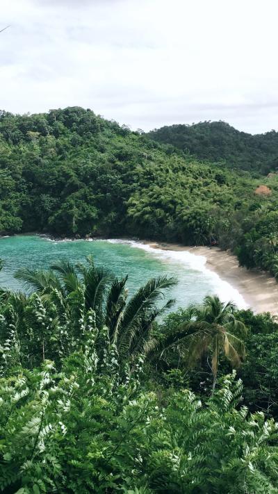 Drei Wochen Tobago, Trinidad und Tobago, ein Strand schöner wie der andere!