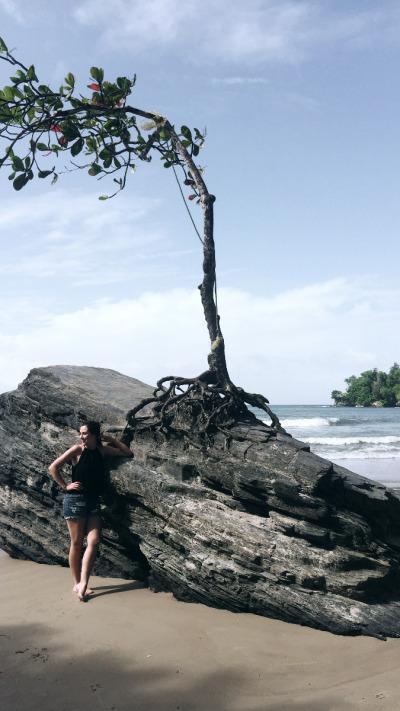 Drei Wochen Tobago, Trinidad und Tobago, perfekter Strand- klare Empfehlung: Las CUEVAS!