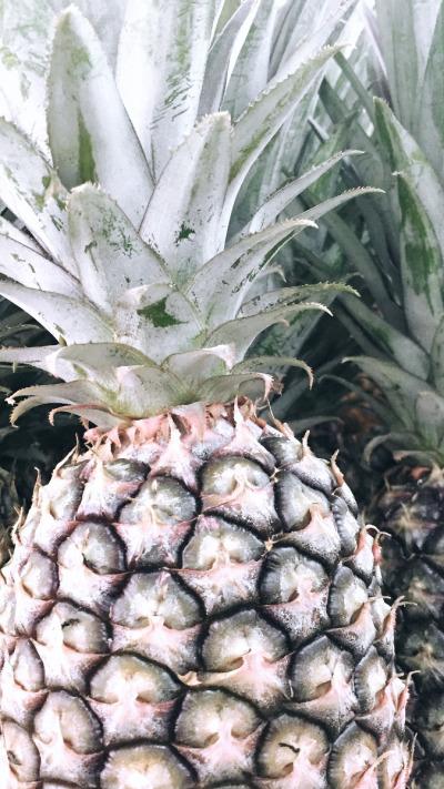 3 Wochen Tobago, Trinidad und Tobago, die Märkte in Arima- hier gibts mehr wie Ananas! viele Früchte, die