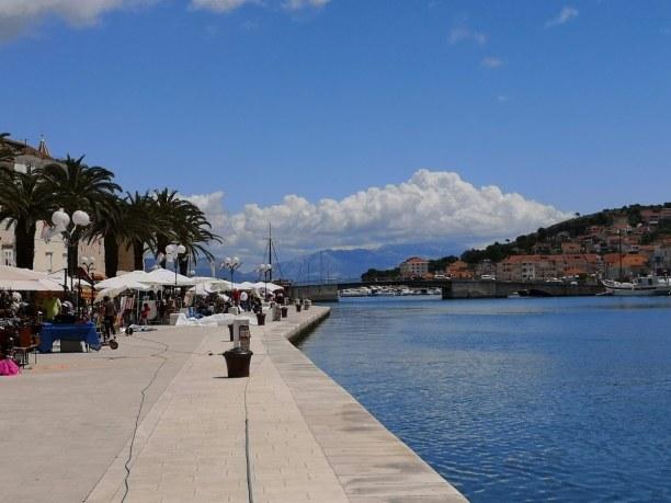 1 Woche Adriatische Küste » Split