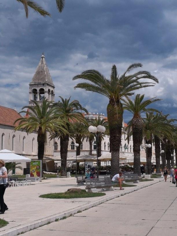 Eine Woche Adriatische Küste » Split