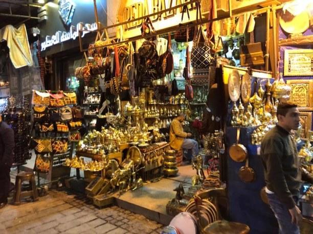 Kurzurlaub Kairo, Ägypten, Altstadt