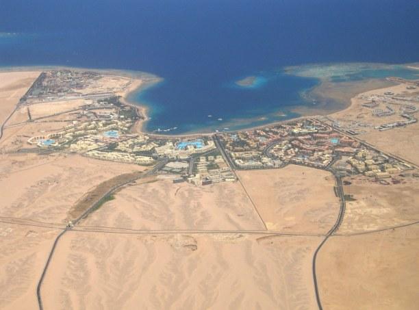 Kurztrip Rotes Meer, Ägypten, Hurghada ist eine große Touristenstadt direkt am Roten Meer in Ägypt