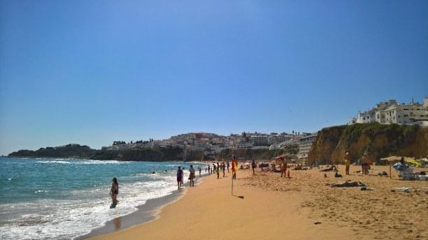 Drei Wochen Algarve » Albufeira