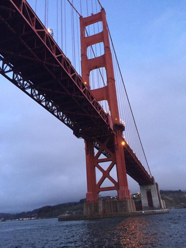 Langzeiturlaub Amerika, alle Länder, Golden Gate Bridge