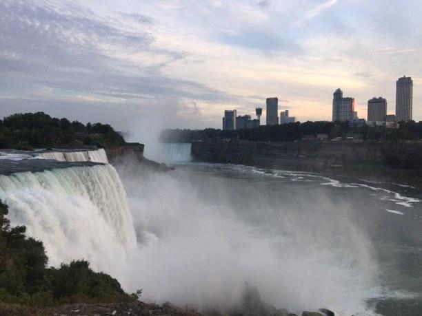 Langzeiturlaub Amerika, alle Länder, Niagara Falls