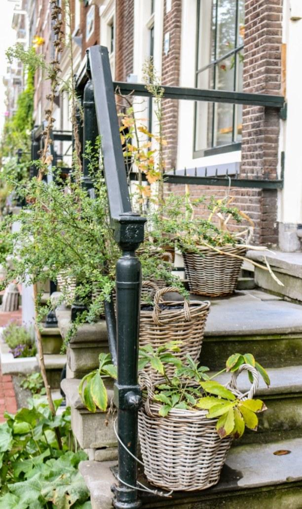 Kurztrip Amsterdam (Stadt), Amsterdam & Umgebung, Niederlande, Jedes Haus ist auf seine Art ganz besonders und mit viel Liebe hergeri