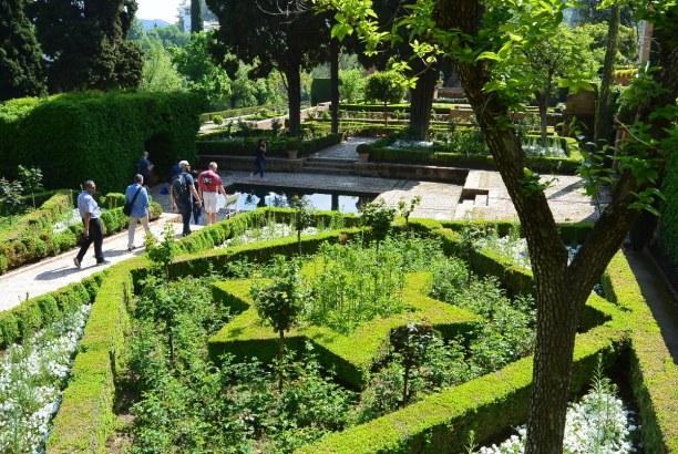 Kurztrip Andalusien » Granada