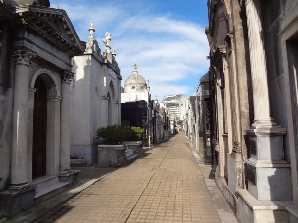Kurztrip Provinz Buenos Aires, Argentinien, Wegen seiner historischen und künstlerischen Bedeutung gilt der Cemen