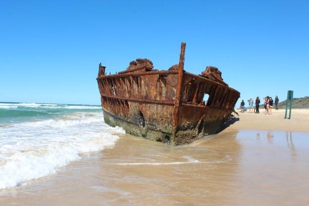 Langzeiturlaub Australien, Australien, Fraser Island