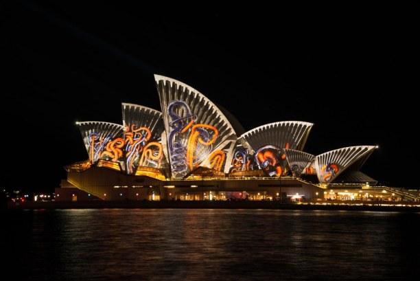 1 Woche New South Wales, Australien, Die Oper ist das Wahrzeichen Sydneys und eines der größten Kulturzen
