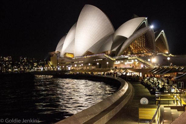 2 Wochen Victoria, Australien, Sydney Opera House