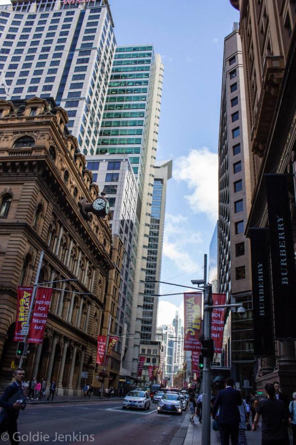 Zwei Wochen Victoria, Australien, Sydney