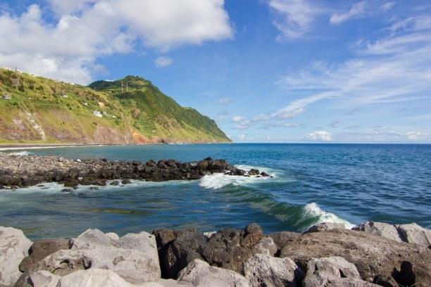 Kurztrip Ponta Delgada (Stadt), Azoren, Portugal, São Miguel hat uns wahnsinnig beeindruckt. Wir kommen auf jeden Fall