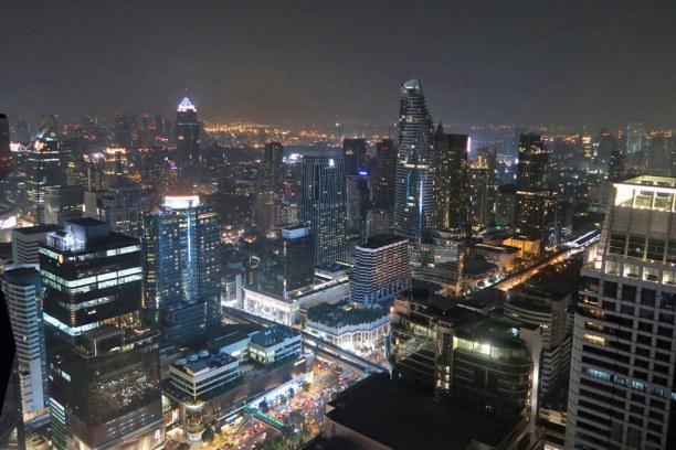 Langzeiturlaub Bangkok (Stadt), Bangkok und Umgebung, Thailand, Bangkok bei Nacht