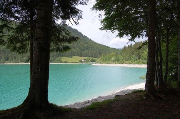 10 Tage Wallgau (Stadt), Bayern, Deutschland, Walchensee