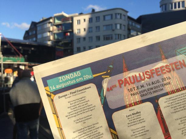 1 Woche Belgien, Belgien, Paulusfeesten ist eines der absoluten Highlights in Ostende! An einem