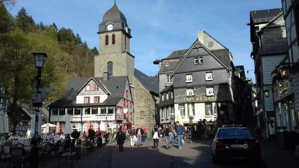 Kurztrip Belgien, Belgien, Monschau