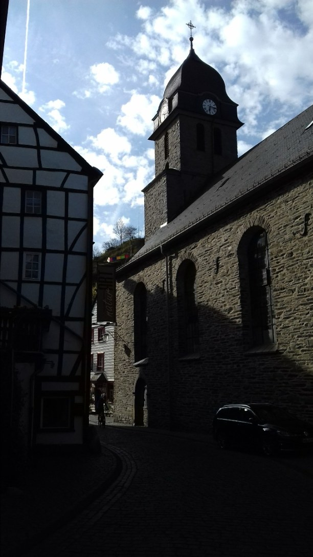 Kurzurlaub Belgien, Belgien, Monschau