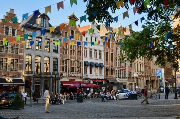 Kurztrip Belgien » Brüssel & Umgebung