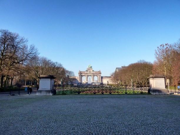 Kurztrip Brüssel & Umgebung, Belgien, Dieser Park ist der Erholungsort der Brüsseler und auch bei Joggern s
