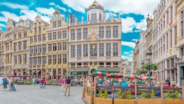 Kurztrip Brüssel & Umgebung, Belgien, Den Großen Platz solltest du unbedingt während deiner Reise nach Br