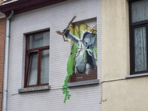 Kurzurlaub Gent (Stadt), Belgien, Belgien, Panda-Power!