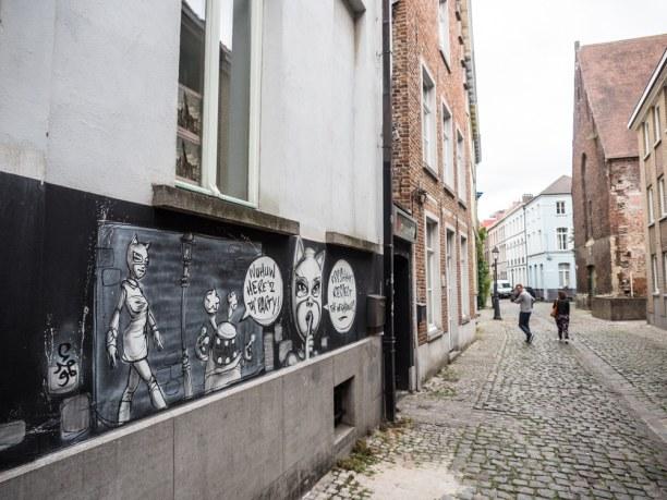 Kurztrip Gent (Stadt), Belgien, Belgien, Gent
