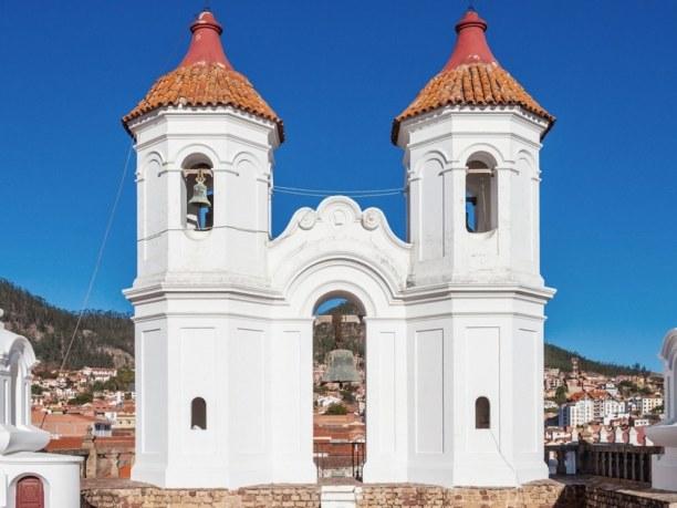 Langzeiturlaub Bolivien, Bolivien, Dem Charme von Sucre kann man sich nicht entziehen. Sucre ist Bolivien