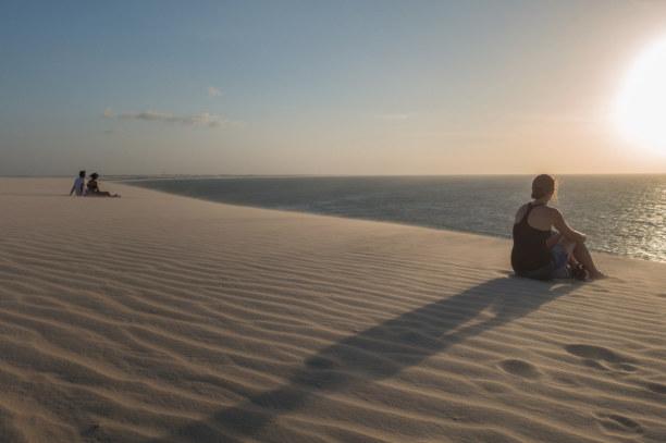 Drei Wochen Nordosten, Brasilien, Jericoacoara – oder kurz Jeri – ist ein ganz besonderer Ort. Er li