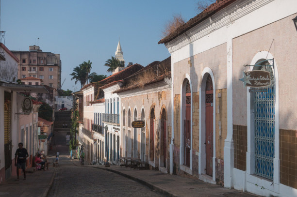3 Wochen Nordosten, Brasilien, Unsere letzte Station ist São Luís. Die Stadt ist UNESCO Weltkulture