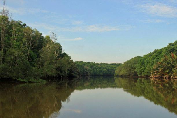 Kurzurlaub Bandar Seri Begawan (Stadt), Brunei, Brunei, Sehr zu empfehlen: eine Bootsfahrt auf dem Fluss