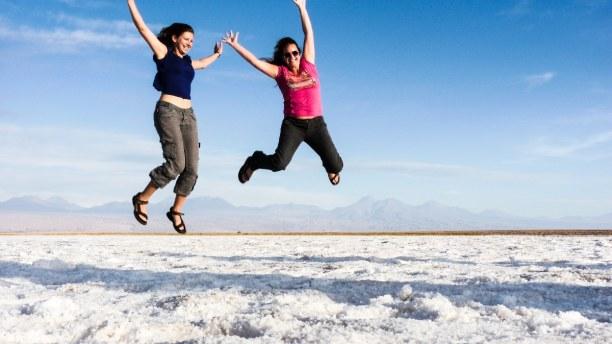 Langzeiturlaub Atacama Wüste, Chile, Salar de Atacama