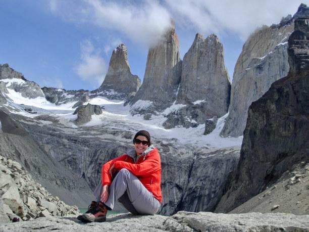 Kurztrip Patagonien, Chile, Heute geht es zum Mirador Base Torres. Ein absolutes Highlight des sog