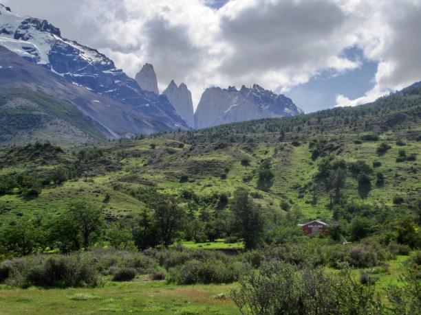 Kurzurlaub Patagonien, Chile, Am späten Nachmittag vertreten wir uns noch ein wenig die Beine und g