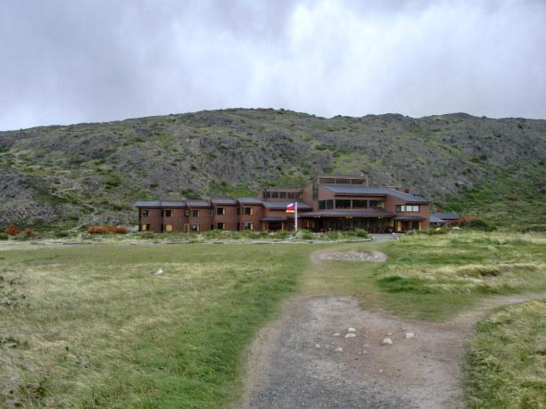 Kurzurlaub Patagonien, Chile, Schnell steigen wir wieder ab und machen uns auf zur Paine Grande Loge