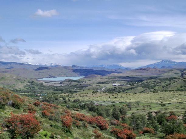Kurztrip Patagonien, Chile, Der Torres del Paine liegt auf der chilenischen Seite von Patagonien.