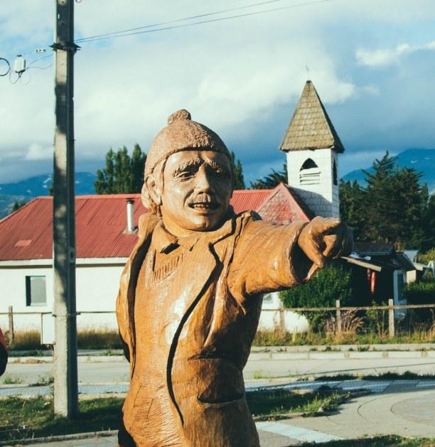 Zwei Wochen Patagonien, Chile, Puerto Tranquilo, Aisen Del General Carlos Ibanez Del Campo, Chile
