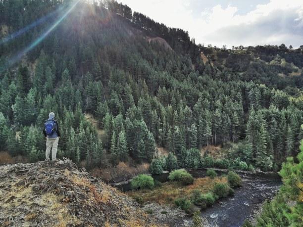 Zwei Wochen Patagonien, Chile, Bei Coyhaique