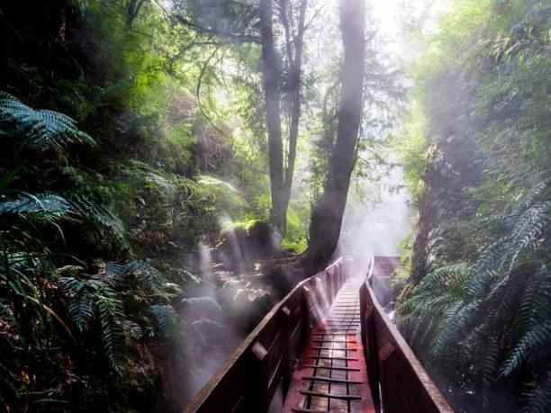 Langzeiturlaub Santiago de Chile & Umgebung, Chile, Mystisch, magisch - so sind die Termas Geometricas